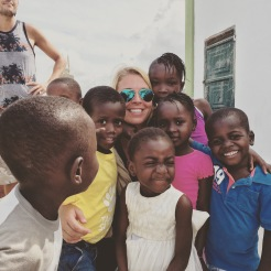 Finding my inner child while building a school in Cap Haitien, Haiti