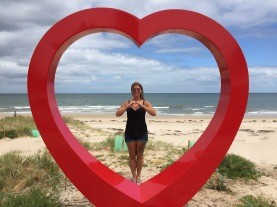 Beach love in South Australia