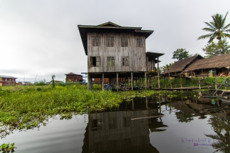 Home on stilts